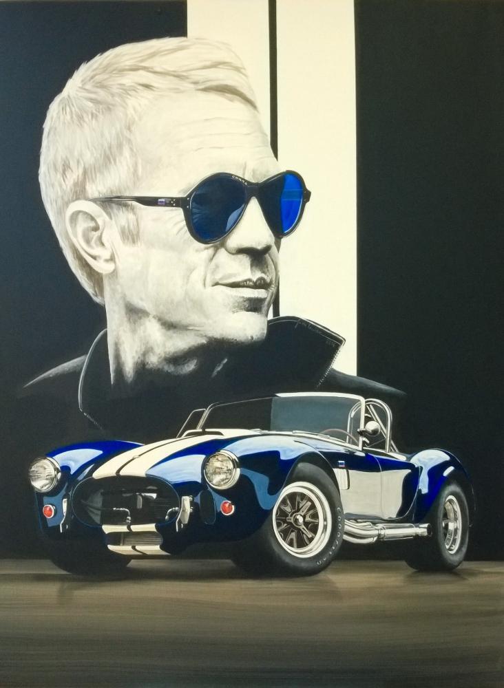 Steve McQueen by alainmetisse